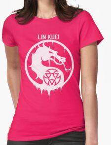 Mortal Kombat X - Lin Kuei Womens Fitted T-Shirt