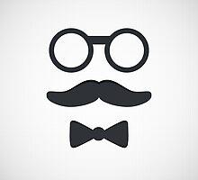 Retro eyeglasses by Alexzel