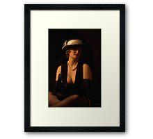 Show Girl IV Framed Print