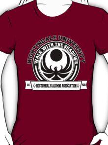 Nightingale University - Black - Skyrim T-Shirt