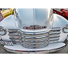 Chevy Pickup Classic Auto Series # 22 Photographic Print