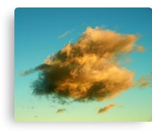 Cloud of Hope Canvas Print
