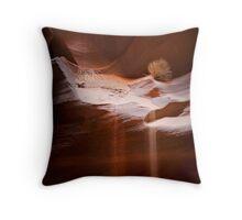 Antelope Canyon, USA Throw Pillow