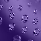 Purple drops by LisaR
