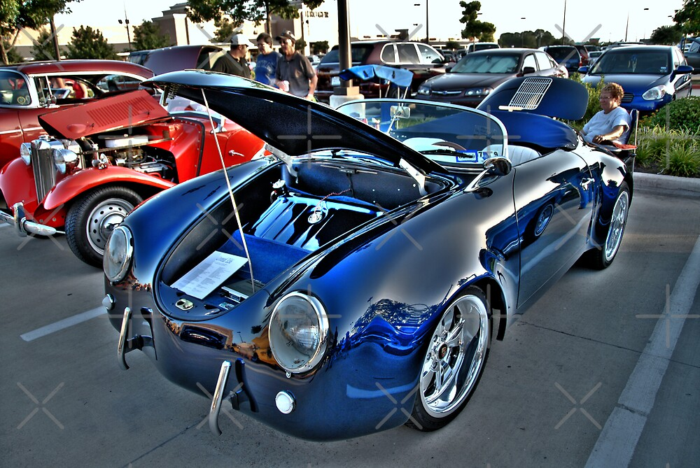 Classic Auto Series # 9 by Dyle Warren