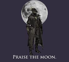 Praise The Moon Unisex T-Shirt
