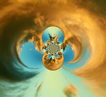 The Myth of the Cloud Dragon by GlesgaGeek
