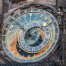Astronomical clock, Prague. by FER737NG
