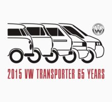 VW Transporter - 'T-volution' T-Shirt