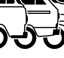VW Transporter - 'T-volution' Sticker