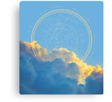 Create Your Own Constellation (Stars Align) Canvas Print