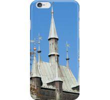 Medieval castle. iPhone Case/Skin