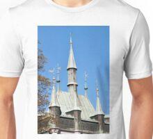 Medieval castle. Unisex T-Shirt