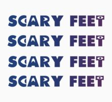 SCARY FEET SCARY FEET Kids Clothes