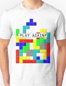 play again? Unisex T-Shirt