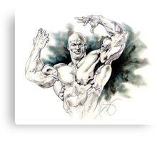 Champion Canvas Print