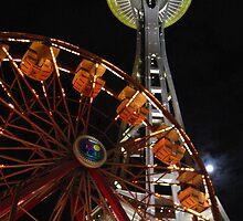 Seattle party by mickyj