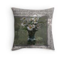 Fruit of the Spirit--JOY Throw Pillow