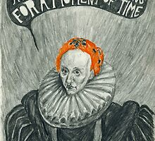 Queen Elizabeth I's Last Words by B-WEST