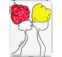 da kiss iPad Case/Skin