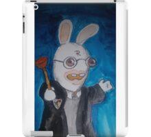 harry rabbid iPad Case/Skin