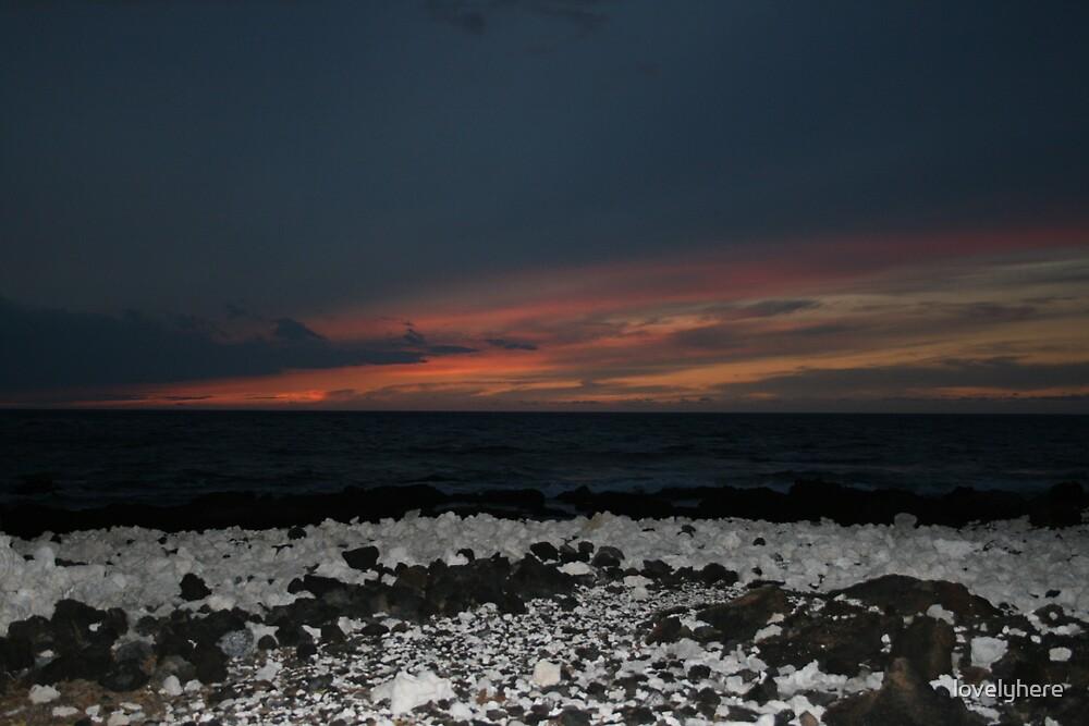 Night sky by lovelyhere