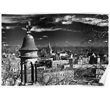 City of Seven Hills Poster