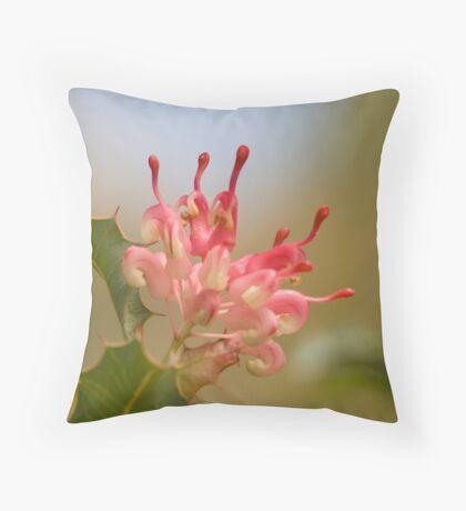 Grevillea Insignis 3 Throw Pillow