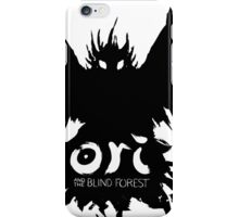 Ori and the Blind forest- Evil owl iPhone Case/Skin