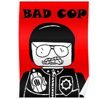 Lego Bad Cop Poster