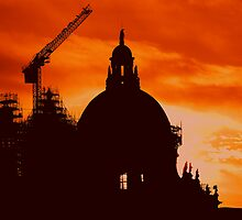 HOLY CONSTRUCTION by Scott  d'Almeida