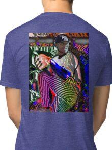 MR T - SHIRT Tri-blend T-Shirt