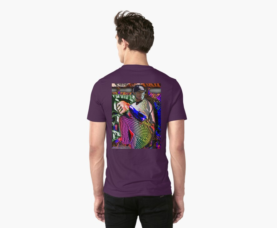 MR T - SHIRT by BOOKMAKER