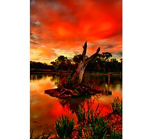 """Sundown at Balyang"" Photographic Print"