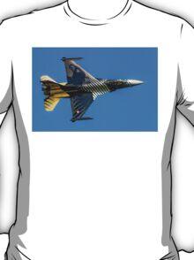 TUSAS-GD F-16C Fighting Falcon 91-0011 T-Shirt
