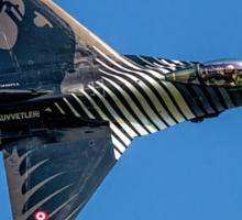 TUSAS-GD F-16C Fighting Falcon 91-0011 Sticker