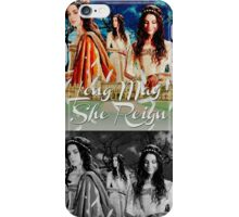 Long May She Reign iPhone Case/Skin