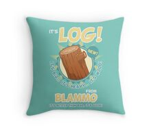 It's Better Than Bad, It's Good! Throw Pillow