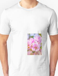 Pink Apple Blossom T-Shirt