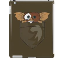 Gizmo In A Pocket iPad Case/Skin