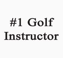 #1 Golf Instructor  by supernova23
