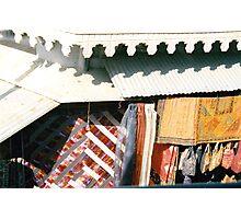 Pushkar Street Photographic Print