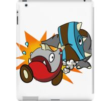 Run Piranaton, Run! iPad Case/Skin