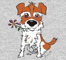 JACK RUSSELL PUPPY DOG CIAKY ROCK by zone-71