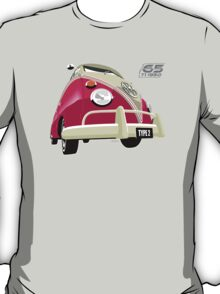 VW Transporter pink - 65th anniversary T-Shirt