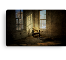 Oh What A Lonely Boy Canvas Print