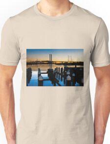 0784 Docklands at Dusk    [e] Unisex T-Shirt