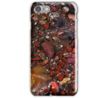 Fragments in Water iPhone Case/Skin