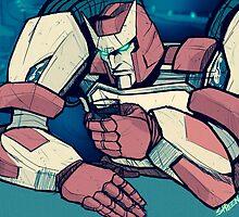 MTMTE Ratchet Transformers by Spheen7