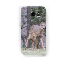 Okauchee Lake Deer Samsung Galaxy Case/Skin